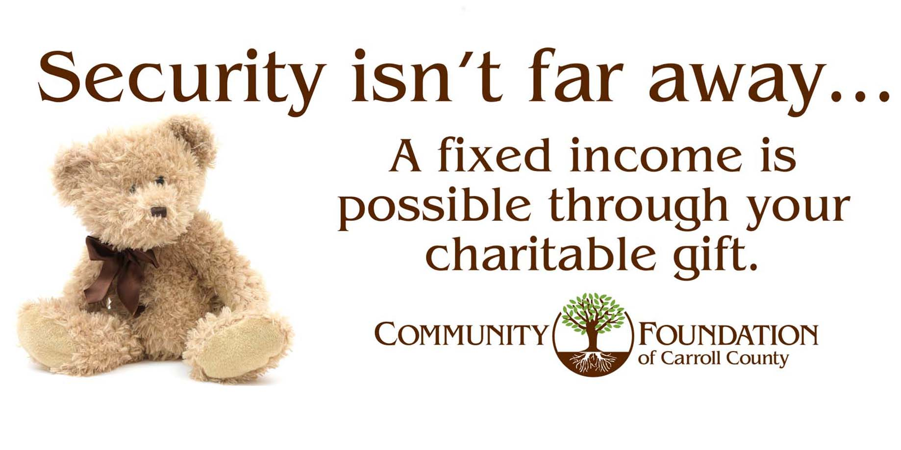 Fixed Income through charitable funds